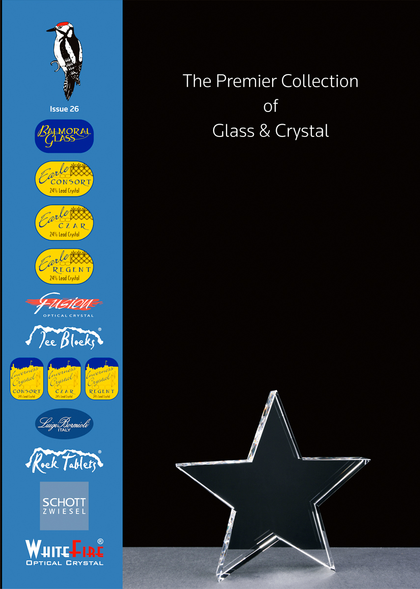 Martin Dare Engraving - Glass and Crystal Catalogue