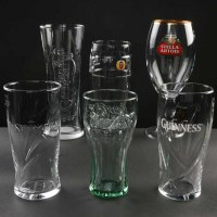Engraved Branded Glasses