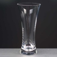 Engraved Glass Vases