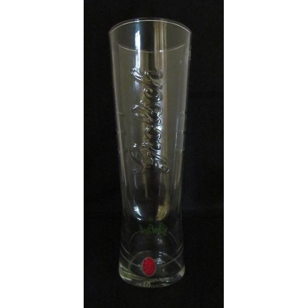 NEW GROLSCH PINT GLASSES EMBOSSED WITH GROLSCH LOGO