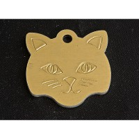 Cat Pet Tag