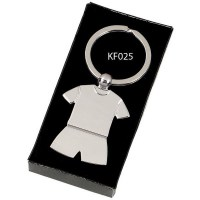 Football Kit Key Ring