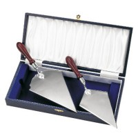 Large Silver Plated Trowel