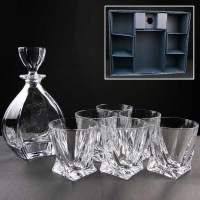 Laguna Crystal Whisky Set