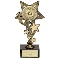 Large Gold Star Cascade Award