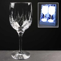 Pair of Elite 10oz wine glasses