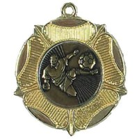 Gold, Silver or Bronze Rose Medal