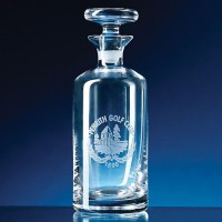Round Mini Decanter