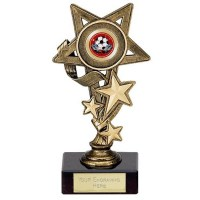 Small Gold Star Cascade Award