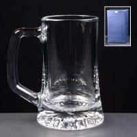 Stern 9oz Glass Tankard