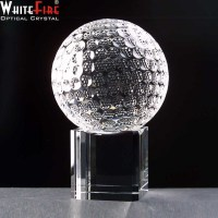 Whitefire Golfball with Base
